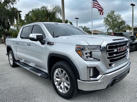 2020 GMC Sierra 1500 SLT PREMIUM PLUS PACKAGE 1 OWNER CARFAX CERT in Plant City, Florida