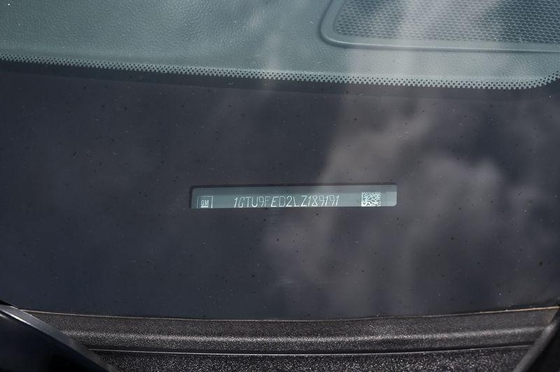 2020 GMC Sierra 1500 5.3L V8 10 SPD TRANS, NAVIGATION, BLND SPOT, CLEAN in Rowlett, Texas
