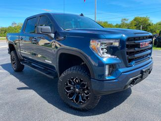 2020 GMC Sierra 1500 ELEVATION 4X4 V8 CREWCAB LIFTED 22 FUELS   Plant City Florida  Bayshore Automotive   in Plant City, Florida