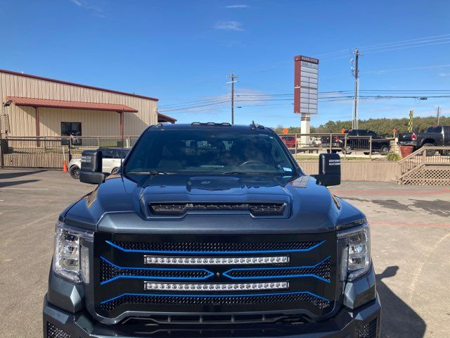 2020 GMC Sierra 2500HD AT4 Custom in Boerne, Texas 78006