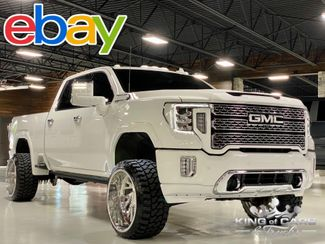 2020 Gmc Sierra 2500hd DENALI 4X4 FULL PAINT MATCH ON 24'S in Woodbury, New Jersey 08093