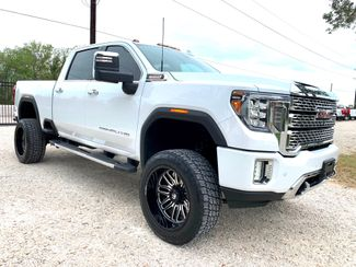 2020 GMC Sierra 2500HD Denali Crew Cab 4X4 6.6L Duramax Diesel 10 Speed Allison Auto in Sealy, Texas 77474