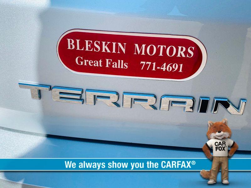 2020 GMC Terrain 4d SUV AWD SLT 15L Turbo  city MT  Bleskin Motor Company   in Great Falls, MT