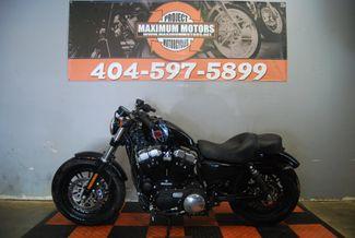 2020 Harley-Davidson Forty-Eight XL1200X Jackson, Georgia 7