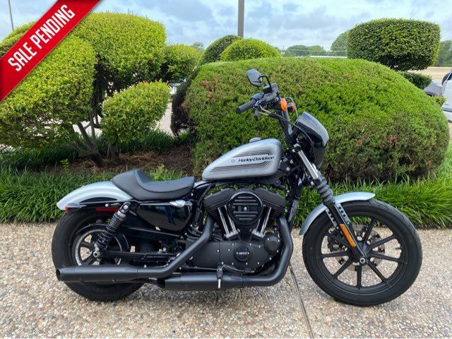 2020 Harley-Davidson Iron 1200 XL1200NS in McKinney, TX 75070