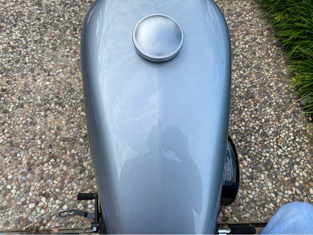 2020 Harley-Davidson Iron 1200 XL1200NS in McKinney, TX 75070