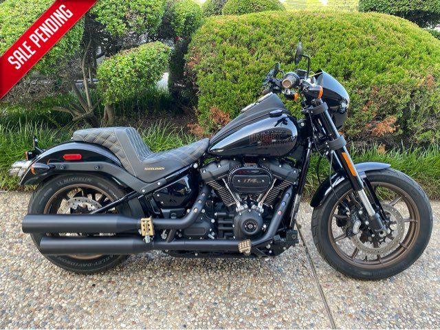 2020 Harley Davidson Low Rider S 114