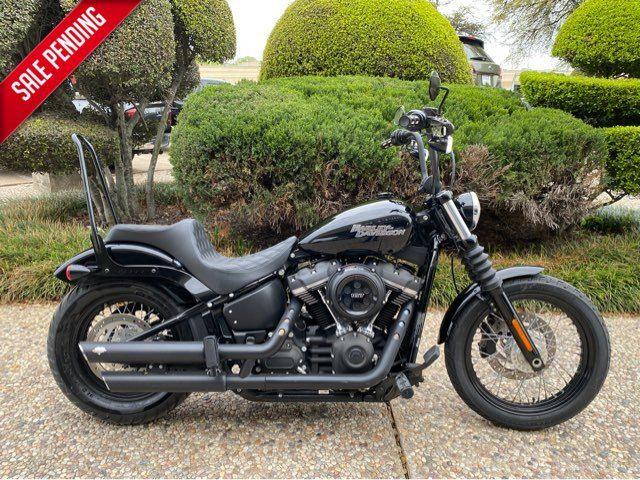 2020 Harley-Davidson Street Bob in McKinney, TX 75070
