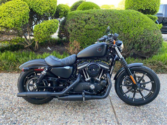 2020 Harley-Davidson XL883N Sportster Iron