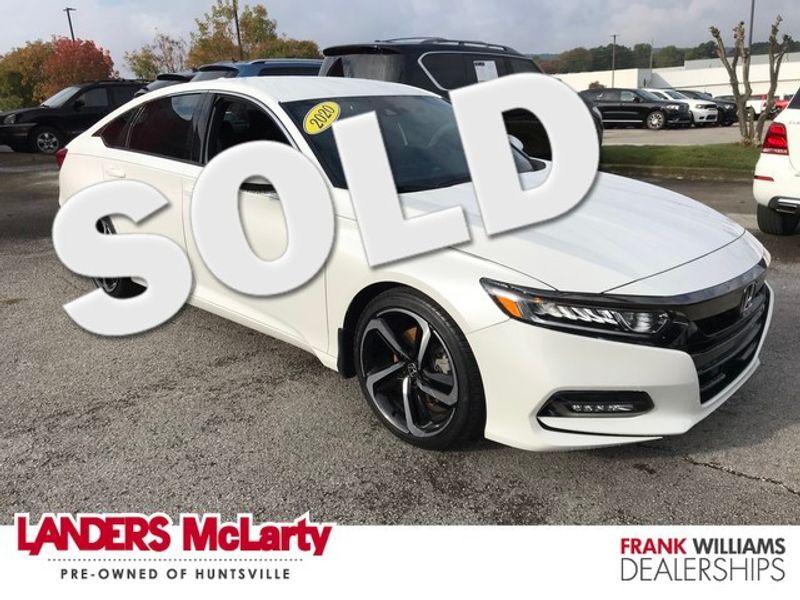2020 Honda Accord Sport | Huntsville, Alabama | Landers Mclarty DCJ & Subaru in Huntsville Alabama