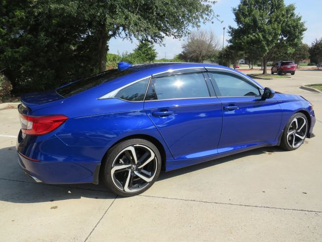 2020 Honda Accord Sport in McKinney, Texas 75070
