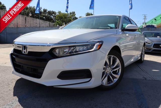 2020 Honda Accord LX in Miami, FL 33142