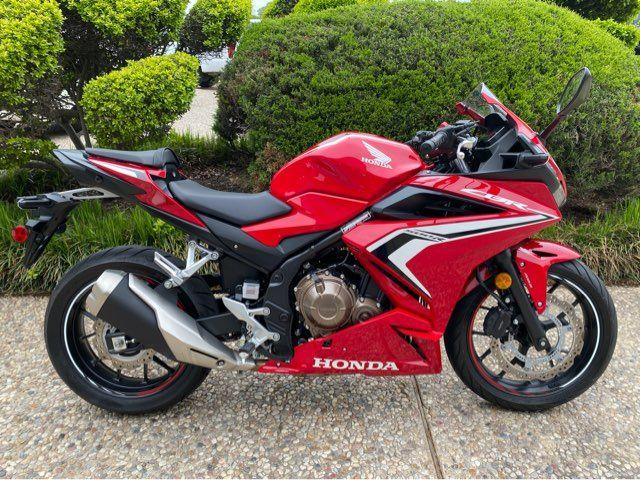 2020 Honda CBR500RA (ABS)