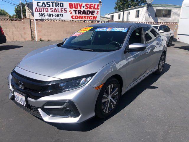 2020 Honda Civic LX in Arroyo Grande, CA 93420