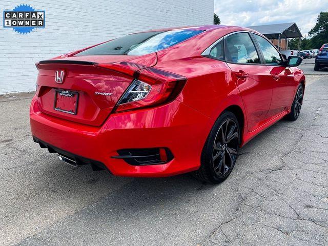 2020 Honda Civic Sport Madison, NC 1