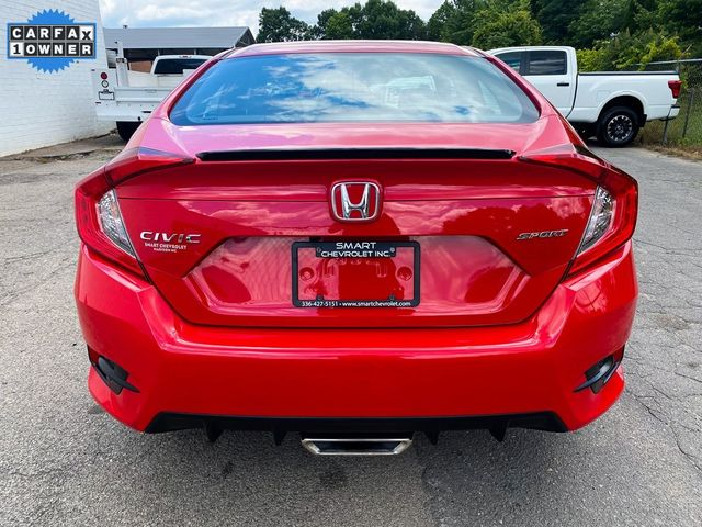 2020 Honda Civic Sport Madison, NC 2