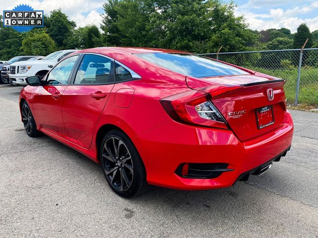 2020 Honda Civic Sport Madison, NC 3