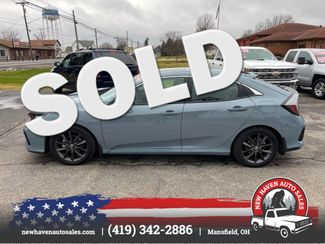 2020 Honda Civic EX-L HATCHBACK in Mansfield, OH 44903