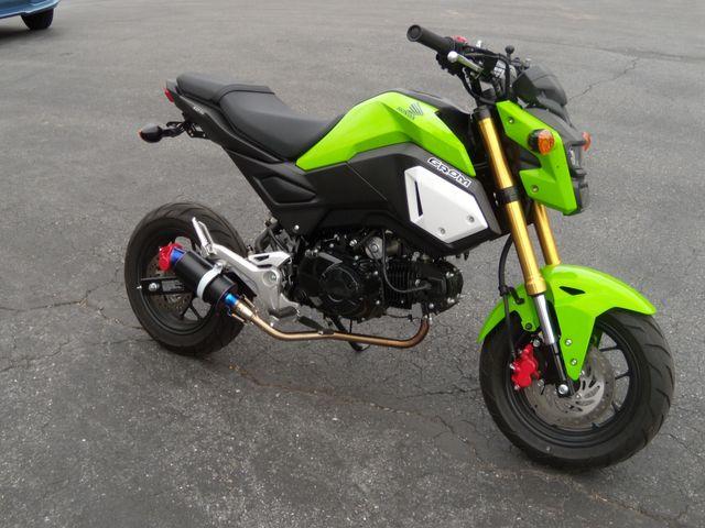 2020 Honda GROM MSX125 in Ephrata, PA 17522
