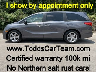 2020 Honda Odyssey EX-L w/Navi/RES in Hendersonville, Tennessee 37075