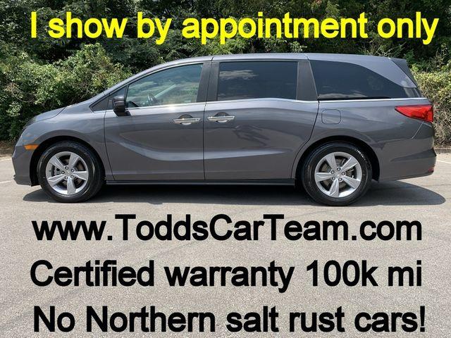 2020 Honda Odyssey EX-L w/Navi/RES in Nashville, TN 37209