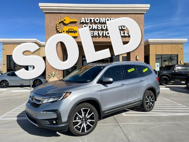 2020 Honda Pilot Elite in Bullhead City, AZ 86442-6452