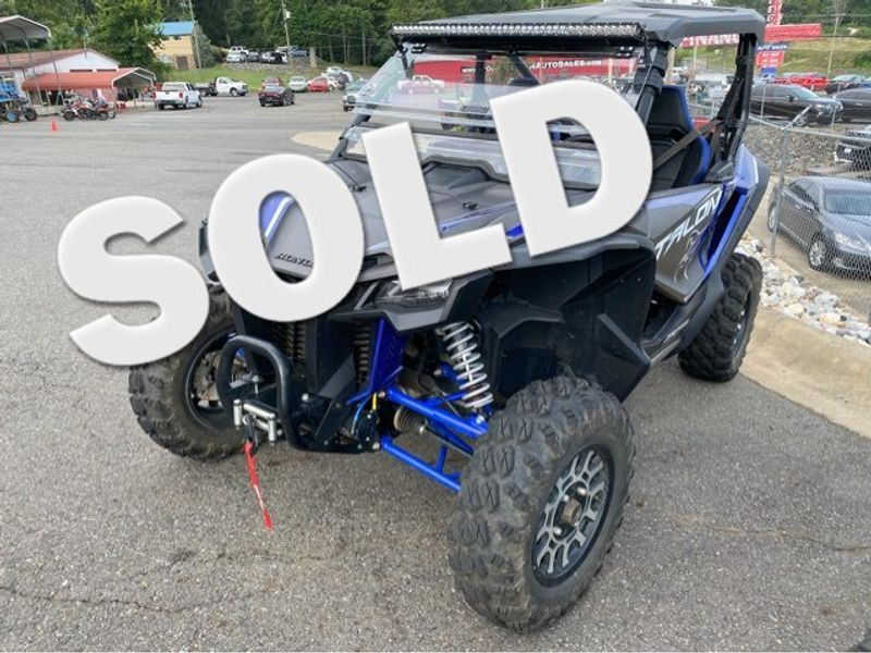 2020 Honda TALON 1000  - John Gibson Auto Sales Hot Springs in Hot Springs Arkansas