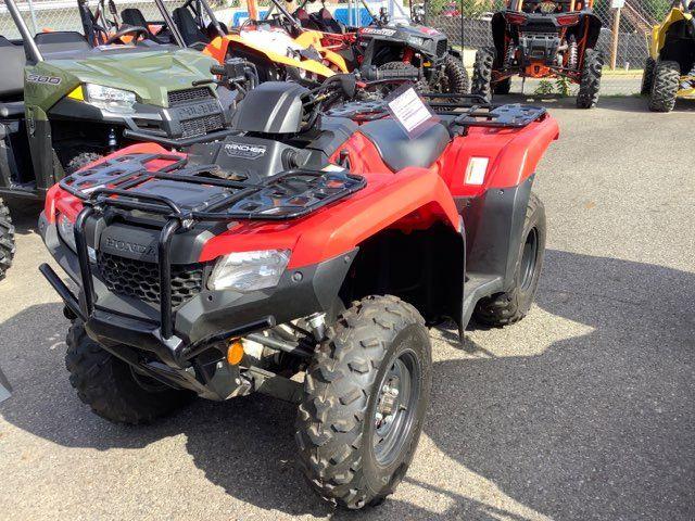 2020 Honda TRX420FM1 FourTrax Rancher (4X4)   - John Gibson Auto Sales Hot Springs in Hot Springs Arkansas