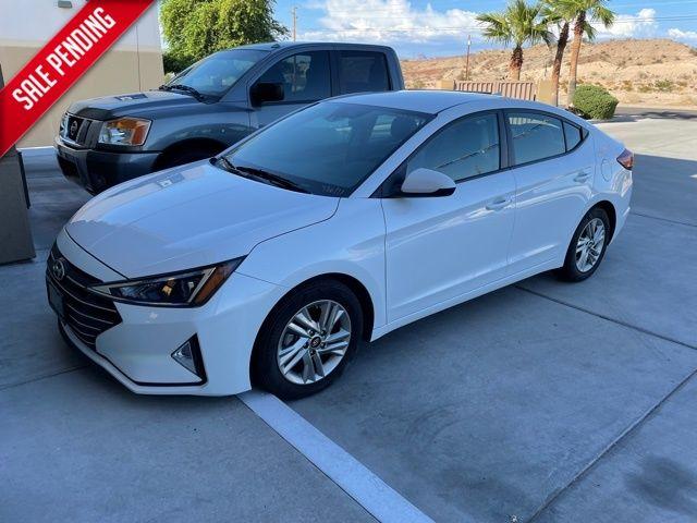 2020 Hyundai Elantra SEL in Bullhead City, AZ 86442-6452
