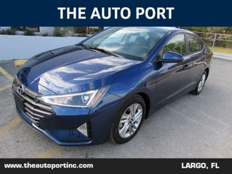 2020 Hyundai Elantra SEL in Largo, Florida 33773