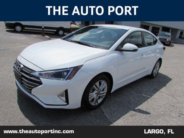 2020 Hyundai Elantra SEL in Largo, Florida 33773