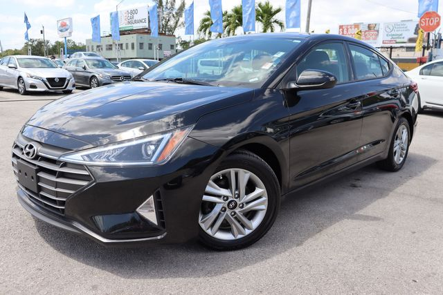 2020 Hyundai Elantra SEL in Miami, FL 33142