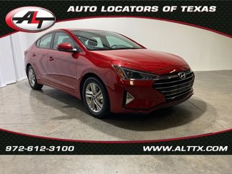 2020 Hyundai Elantra SEL in Plano, TX 75093