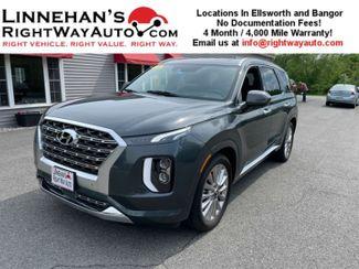 2020 Hyundai Palisade Limited in Bangor, ME 04401