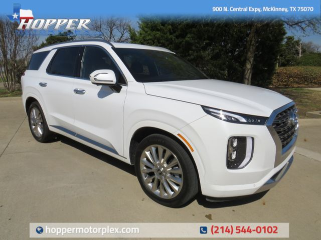 2020 Hyundai Palisade Limited in McKinney, Texas 75070