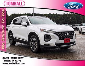 2020 Hyundai Santa Fe Limited in Tomball, TX 77375