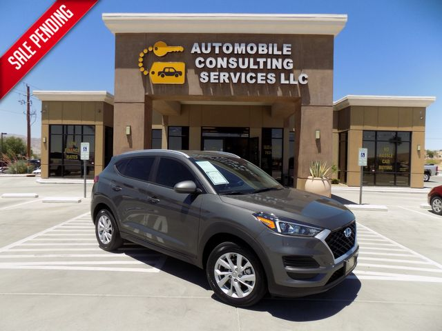 2020 Hyundai Tucson Value in Bullhead City, AZ 86442-6452