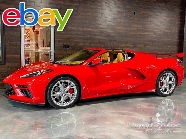 2020 *In Stock* 2020 Chevrolet Corvette C8 Z51 3LT HIGH OPTIONED RARE FIND
