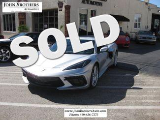 2020 Sold Chevrolet Corvette 1LT Conshohocken, Pennsylvania