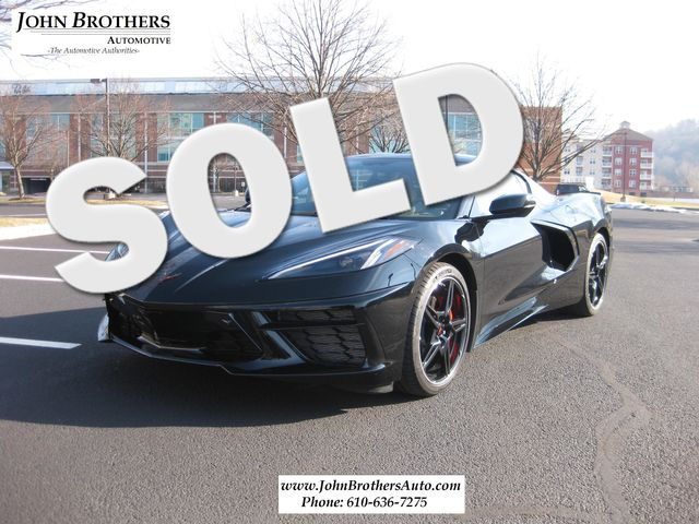 2020 Sold Chevrolet Corvette 2LT Conshohocken, Pennsylvania
