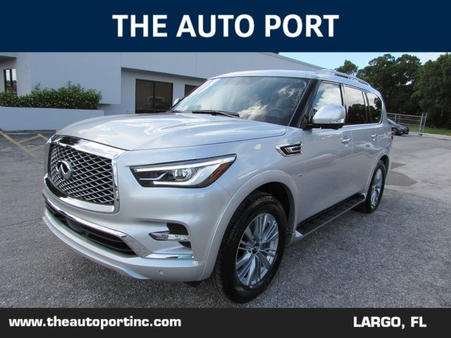 2020 Infiniti QX80 LUXE W/NAVI in Largo, Florida 33773