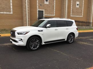 2020 Infiniti QX80 LUXE 4WD in Sulphur Springs, TX 75482