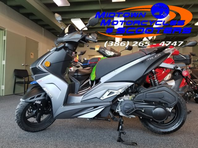 2020 Italica F11 Scooter 150cc