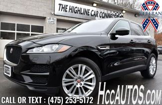 2020 Jaguar F-PACE 30t Prestige Waterbury, Connecticut 0