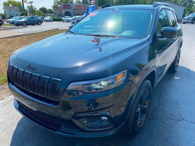 2020 Jeep Cherokee 4WD Latitude Plus