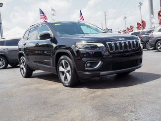 2020 Jeep Cherokee Limited in Hialeah, FL 33010