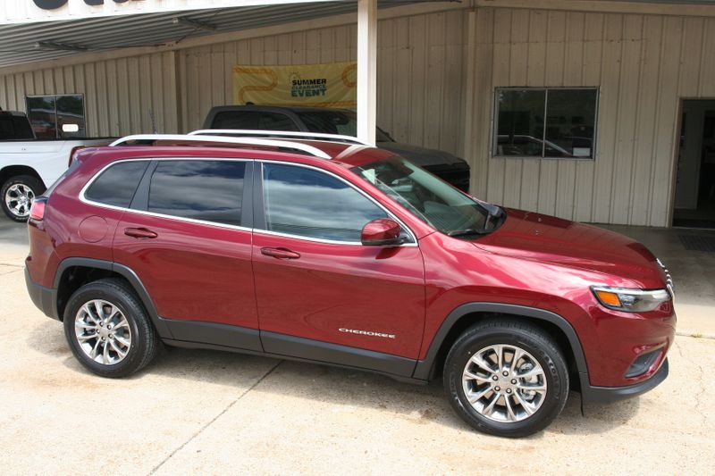 2020 Jeep Cherokee Lux in Vernon Alabama