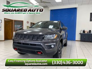 2020 Jeep Compass Trailhawk in Akron, OH 44320