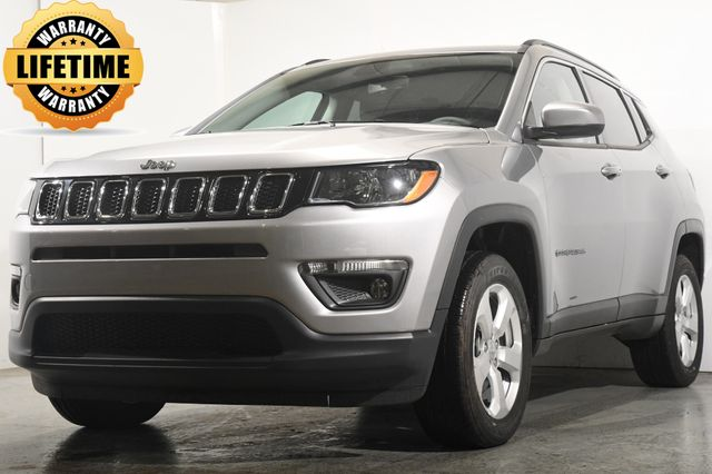 2020 Jeep Compass Latitude *NEW CAR*