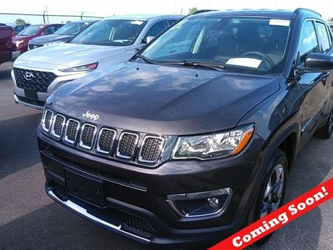 2020 Jeep Compass Limited in Cleveland, Ohio